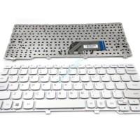 Keyboard Laptop Lenovo IdeaPad 100S 100S-11IBY Putih