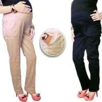 Celana Panjang untuk Ibu Hamil bahan KAIN KERJA/RESMI/FORMAL/SANTAI