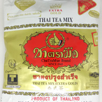 Thai Tea Mix Extra Gold Chatramue Brand / Number One