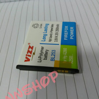 Battery Lenovo A1000 1000 BL253 Baterai 2010 A2010 BL 253
