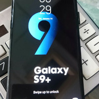 New Samsung Galaxy S9+ Real HDC Bergaransi