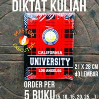 Kiky Buku Tulis Sekolah Diktat Kuliah 40 Lbr / Kampus University