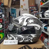helm BMC JAZZ motif 13 silver