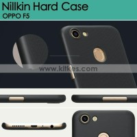 Hardcase Nillkin Oppo F5 / nilkin prosted shield casing/ Casing hp ori