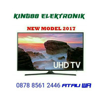 TV SAMSUNG 55 INCH UHD LED SMART TV 4K 55MU6300
