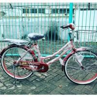 Sepeda Mini Jie Yang 26 Inchi Bkn Polygon United Federal Murah