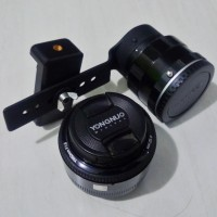 Adapter lensa dslr ke hp, hp to dslr lens adapter