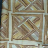 Karpet LANTAI Vinil Unica motif kayu