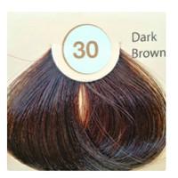REVLON COLOR SILK amonia free 30 dark brown