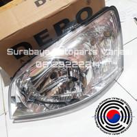 Headlamp Hyundai Getz Lampu Depan Kiri