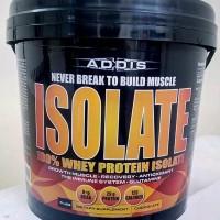 ISOLATE COMBAT ADDIS 5lbs Whey Protein Isolate HALAL