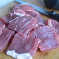 Daging Sapi Segar Padang: Daging Potongan Dendeng