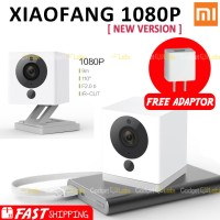 Xiaomi Xiaofang Smart Square Cam Wifi IP Camera CCTV 1080p