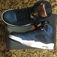 ec42d95fde8 Jual Nike Air Jordan 5 - Beli Harga Terbaik   Tokopedia