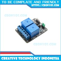 Modul Relay 2 Channel Optocoupler Module