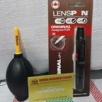 LIMITED EDITION paket lenspen Lp1 dan blower pembersih hp kamera dan