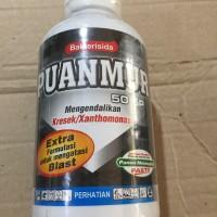 Produk obat pertanian Puanmur 250 ml bakterisida mengendalikan kresek