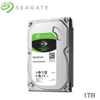 harddisk Seagate BarraCuda Harddisk Internal PC 1TB SATA hdd garansi