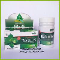 Kapsul Ekstrak Daun Insulin | Daun Yakon Obat Diabet, Kencing Manis