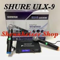 Mic Wireless SHURE ULX 9 New White