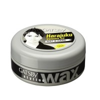 Gatsby Styling Wax Harajuku Volume Up Mat & Hard / Gatsby Wax 75gr