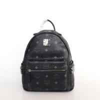 Tas Ransel MCM Stark Backpack SMALL - Cognac - ORIGINAL