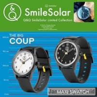 Terlaris/Q&Q Smile Solar New Edition 2015 (Classic Watch)