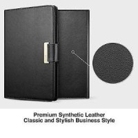 Ipad Air 2 Flip Cover Leather Wallet Case Casing Retro DISKON