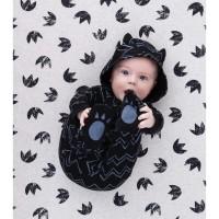 Cute Hoodie Baby Newborn (baju bayi lucu karakter binatang)