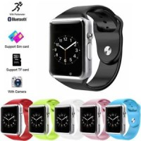A1 Smart Watch Bluetooth Waterproof GSM SIM Phone For Android Samsung