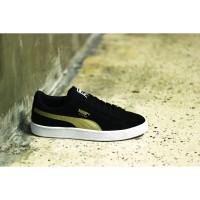 Puma Suede Classic Black / Gold