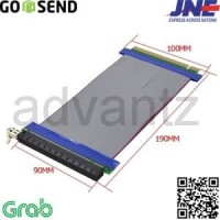 PCI-E Express Flexible Extender Ribbon Riser Card Cable 16X to 16X