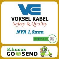 Kabel NYA Voksel 1.5mm 100mter ORIGINAL 100%