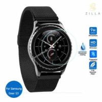 Zilla 2.5D Tempered Glass Curved Edge 9H Smartwatch Samsung Gear S3