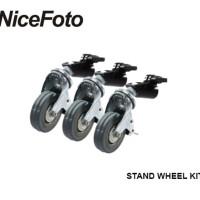 STAND WHEEL KITS NICEFOTO