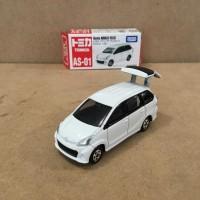 Tomica Special AS01 Toyota Avanza Veloz White