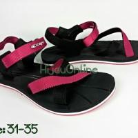 Sepatu Sandal Gunung Anak Perempuan (Cafu: AUREL)