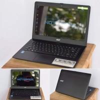 Laptop bekas Acer Z1402 Core I3 Gen5 Mulus Segel