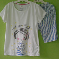 BABY DOLL NEVADA / SETELAN / BAJU TIDUR