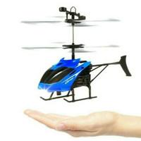 helikopter flying drone sensor