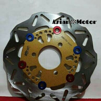Piringan Cakram Disc Depan Mio J Mio GT M3 Xeon GT Rivest CNC