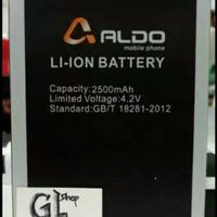 Baterai batrrey battry Hp ALDO AS 6 ORI