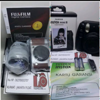 FujiFilm X-A3 KIT XC16-50mm f.3.5-5.6 OIS II PLUS INSTAX MINI8 Resmi