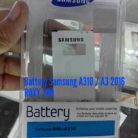 Batre Baterai HP Samsung A310 A3 2016 A 310 Ori Batterai Original A36