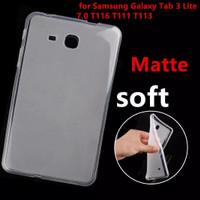 Softcase Silikon Samsung Tab 3V Tab 3 Lite / Ultrathin Samsung Tab 3V