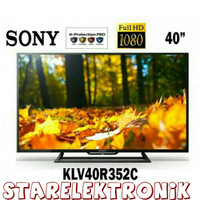 TV LED SONY BRAVIA KLV-40R352C FULL HD X-PROTECTION PRO NEW