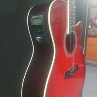 Gitar akustik elektrik Allegro GS-5 EQ