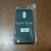 Softcase Ipaky Carbon For Xiaomi Redmi 5 Plus