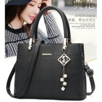 tas hobo messenger hand bag jinjing ukuran besar wanita bisa selempang