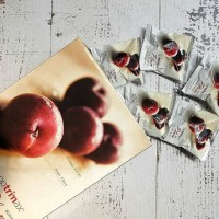 1 box optimax plum isi 28-30pcs bwl buah diet kurus sehat